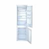 Táto vstavaná chladnička Bosch KIV34X20 je zaradená do energetickej triedy A +, čím je zaručená nízka spotreba energie. Celkový objem chladničky predstavuje 265 l. Kapacita chladiacej časti je 199 l. Kapacita mraziacej časti je 66 l. Za 24 h, dokáže chladnička zmraziť až 3 kg potravín. Ak dôjde k výpadku elektrického prúdu doba skladovanie ja až 16 h. Zaručená je tichá prevádzka s maximálnou hlučnosťou len 40 dB.