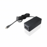 Ide o adaptér Lenovo USB-C 45W AC (CE), ktorý je kompatibilný s Yoga 720. Celkový výkon predstavuje 45 W.
