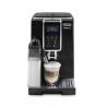 Automatický kávovar DELONGHI DINAMICA ECAM350.55 B disponuje profesionálnym tlakom 15 barov. Objem zásobníka na vodu je 1,8 l. Až 13 stupňov hrubosti mletia. Zásobník na mlynček má kapacitu 300 g. Celkový príkon predstavuje 1450 W. Príprava dvoch šálok kávy naraz. K dispozícii máte možnosť nastavenia množstva vody a množstva kávy.