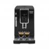 Automatický kávovar DELONGHI DINAMICA ECAM 350.15 B disponuje tlakom až 15 barov. Pripraviť si môžete až dve šálky kávy naraz.  K dispozícii možnosť automatického vypnutia.  Objem zásobníka na vodu je až 1,8 l. Príkon 1450 W. 13 stupňov hrubosti mletia. Objem zásobníka na kávu je 300 g.
