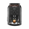Ide o automatický kávovar KRUPS EA810B70, ktorý disponuje tlakom až 15 barov.  Pripraviť si môžete až dve šálky kávy naraz. Objem zásobníka na vodu je 1,7 l. Zásobník mlynčeka je určený až na 260 g kávy. Príkon predstavuje 1450 W.  K dispozícii je parná tryska, vďaka ktorej si viete pripraviť kvalitné kapucíno. Súčasťou sú tri stupne nastavenia hrubosti mletia.