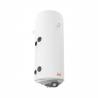Kombinovaný tlakový ohrievač Elíz EURO 120 T s elektrickým výhrevným telesom, doplnený vykurovacím výmenníkom (možné pripojenie kotla ÚK). Ohrievač má príkon 2kW a energetickú triedu B, aj vďaka kvalitnej 33mm izolácii z polyuretánu bez CFC (minimalizovanie tepelných strát). Objem 120 litrov obslúži aj viac odberných miest. Vodu zohrieva na Vami zvolenú teplotu v rozsahu 7 - 75°C. Antikorózna ochrana ocele anódovými tyčami a zirkónovým smaltom.