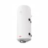 Zvislý nástenný, kombinovaný ohrievač Elíz EURO 120 TR ponúka zohrievanie vody elektrickým telesom alebo výmenníkovým spôsobom (možno pripojiť externý zdroj, napr. kotol ústredného kúrenia). Ohrievač má príkon 2kW a úspornú prevádzku energetickej triede B. Energetickú efektivitu zlepšuje tiež kvalitná polyuretánová 33 mm izolácia bez CFC. Kapacita nádrže 120 l postačí aj pre viac odberných miest. Termostat tohto zariadenia je nastaviteľný v širokom teplotnom rozsahu 7 – 75 °C. Ochranu plášťa pred mechanickým poškodením zaisťuje zirkónový smalt a dve horčítkové anódy, ktoré zabraňujú vnútornej korózii.