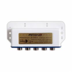 Multiprepínač Amiko D 401 DiseqC 1.0