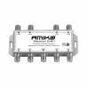 Ide o multiprepínač Amiko D 801DiseqC 1.2, ktorý je určený pre 8 družíc. Disponuje jedným výstupom. Frekvenčené pásmo je 950 - 2150 MHz.  Ak chcete prepínač umiestniť von, tak je potrebné ho uložiť do plastovej skrinky.