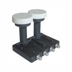 LNB Zircon Monoblock Quad M-0443 Slim line
