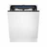 Zabudovateľná umývačka riadu Electrolux EEM48321L v šírke 60 cm. Veľmi úsporná - energetická trieda A+++ a tichá prevádzka (44 dB). Vodný senzor AutoSense efektívne prispôsobuje spotrebu vody podľa aktuálneho obsahu umývačky. Sušenie AirDry využíva prirodzené prúdenie vzduchu – v konečnej fáze automaticky odchýli dvierka. Prehľadné ovládanie vďaka QuickSelect a TimeBeam – premietaniu informácií na podlahu. Praktická zásuvka MaxiFlex zjednoduší umývanie všetkých kuchynských pomôcok.