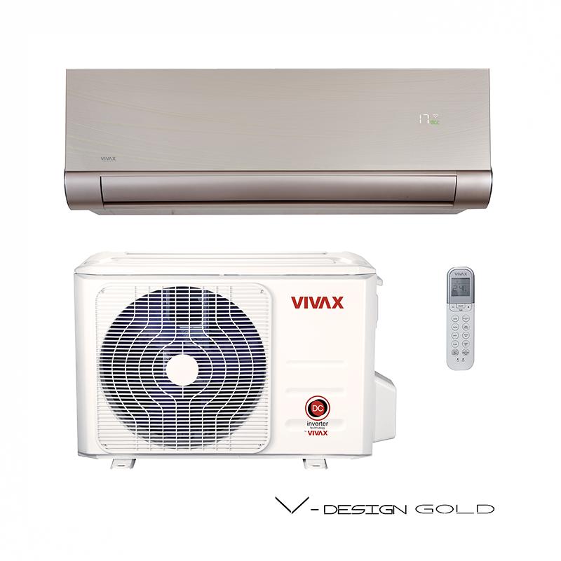 Klimatizácia Vivax ACP-12CH35AEVI GOLD