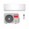 Túto nástennú klimatizáciu Vivax ACP-09CH25AERI v R dizajne ponúkame spolu so špeciálnou technológiou 3D invertora. Súčasťou je vnútorná aj vonkajšia jednotka. Klimatizácia je vhodná do miestnosti, ktorá má do 25m2. Zariadenie je mimoriadne účinné aj vďaka úspornej energetickej triede (chladenie: A ++, kúrenie A +). Určite uvítate aj prachový a bio filter a ionizátor, ktorí sa podieľajú na kvalitnom čistení vzduchu. Celkový výkon chladenia predstavuje 2640 W. Výkon kúrenia je 2780 W.