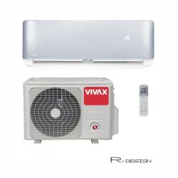 Klimatizácia Vivax ACP-12CH35AERI SILVER