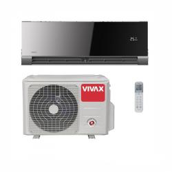 Klimatizácia Vivax ACP-12CH35AEVI BLACK MIRROR