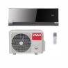 Nástennú klimatizáciu VIVAX ACP12CH35AEVI ponúkame v tej najlepšej a najvyššej kvalite. Vďaka 3D invertorovej technológii je zaručená tichá prevádzka, úspora energie a dlhoročná kvalita. Súčasťou vnútornej jednotky je bio filter a ionizátor. Súčasťou vonkajšej jednotky je ohrievač kompresora a kondenzátor.  Vzduch preniká do každého rohu miestnosti, pretože prúdenie vzduchu je 3D. Ak si zakúpite aj WiFi modul je možné rozšíriť funkcie klimatizácie. Výhodou je časovač, ktorý slúži na zistenie spotreby energie. Zostavu vo V dizajne tvorí vonkajšia aj vnútorná jednotka. Výkon chladenia predstavuje 3517 W a výkon kúrenia 3810 W.