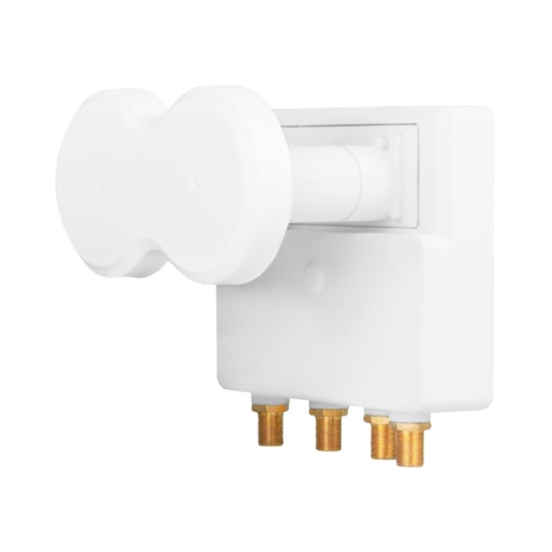 LNB Quad konvertor monoblock INEOS HD