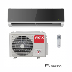 Klimatizácia Vivax ACP-12CH35AERI SILVER MIROR