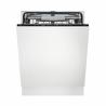 Zabudovateľná umývačka riadu Electrolux EEC67300L so šírkou 60 cm. Výrazná úspora vďaka energetickej triede A+++ a hlučnosť len 44 dB. Inteligentný AUTO Sense systém prispôsobuje spotrebu vody obsahu umývačky (Fuzzy Logic). Účinné a ekologické sušenie AirDry využíva prirodzené prúdenie vzduchu – automatické odchýlenie dvierok v záverečnej fáze. Vysoká účinnosť spotrebiča: trieda umývania A a trieda sušenia A.
