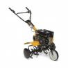 Tento kultivátor STIGA SRC 685 RG sa stane Vašim výborným pomocníkom na kyprenie pôdy, pred sadením. Súčasťou je 4-taktný motor s objemom 182 cm3. Celkový výkon je 3,5 kW pri otáčkach 3300/min. Vybavenie: 6 nožov a 2 ochranné taniere. Rýchlosti sú dve (vpred a vzad). Prevodovka je v olejovom kúpeli.