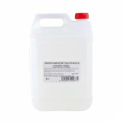 Dekontaminačné tekuté mydlo s antibakteriálnou prísadou 5 l