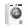 Sušička bielizne Bosch WTX87KH1BY je zaradená do energetickej triedy A ++. Maximálna hmotnosť náplne bielizne, ktorá sa zmestí do sušičky je 9 kg. Hlučnosť sušičky je len 62 dB. K dispozícii je aj funkcia Odloženého štartu. Veľkou výhodou je aj samočistiaci kondenzátor bez nutnosti čistenia filtra. O prebiehajúcom sušení Vás bude informovať prehľadný displej.