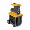 Drvič konárov Stiga BIO SILENT 2500 s elektrickým motorom. Valcový systém drvenia pre konáre s priemerom do 40 mm. Ochrana proti preťaženiu a možnosť spätného chodu. Plastový zberný kôš s objemom 60 l.