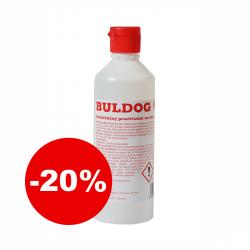Dezinfekčný prostriedok na ruky Buldog na báze alkoholu 0,5 l