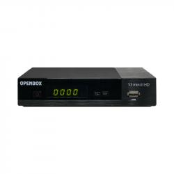 Satelitný prijímač Openbox S3 mini II HD