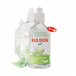 Dezinfekčný gél na ruky Buldog 0,2 l