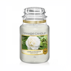 Sviečka Yankee Candle - Camellia Blossom 623 g