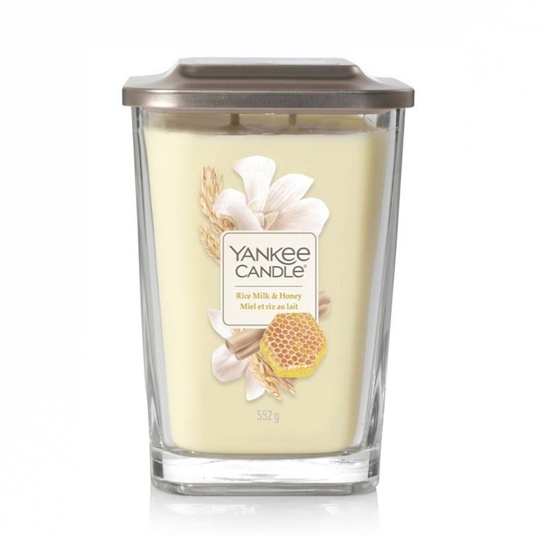 Sviečka Yankee Candle - Rice Milk & Honey 552 g