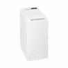 Táto práčka od značky Whirlpool TDLR 55111 je plnená zhora, takže vďaka štíhlemu prevedeniu sa zmestí do každej domácnosti. Je zaradená do energetickej triedy A++ (nízka spotreba energie a vody). Možnosť vyprať až 5,5 kg bielizne s maximálnou rýchlosťou otáčok žmýkania 1 000/min.  Vysoká účinnosť prania.