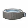 Nafukovacia vírivka NetSpa IZY SPA má kruhový tvar s priemerom 1,25 m. Celkový objem je 650 l. Vysokú odolnosť a životnosť zaručí kvalitný laminovaný PVC. Súčasťou je až 100 trysiek. Výška je až 0,7 m. Do vírivky sa zmestia až 3 osoby.