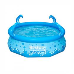 Bazén Bestway OctoPool 2,74 m × 76 cm