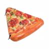 Nafukovacie lehátko Intex Pizza s trojuholníkovým dizajnom pizze. Vyrobené z kvalitného a odolného materiálu. Realistická grafika pizze. Rozmery 175x145x23 cm.