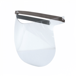Ochranný štít na tvár PVC