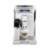 Automatický kávovar s LatteCrema systémom.Príkon 1450 W a parný tlak 15 bar.Personalizované programy od espressa po latte machiato.Nastaviteľný mlynček (13 stupňov mletia).Biela farba s chrómovými prvkami.
