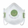 Respirátor so stupňom najvyššej ochrany FFP3. Kvalitný viacvrstvový filtračný polypropylén a výdychový ventil.Pohodlné nosenie vďaka ergonomickému tvaru, penovej sedlovke na nos, a tvarovateľnému pliešku v hornej časti.Po vydezinfikovaní znovu použiteľný - označenie RD. Certifikovaná ochrana pred chemickými mikročasticami a vírusmi, spĺňa európsku normu PN-EN 149:2001+A1: 2010 (EN 149:2001+A1: 2009). Vyrobené v EU.