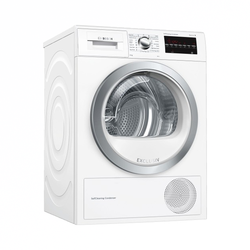 Sušička bielizne Bosch WTW85490BY