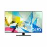 """Televízor s Ultra HD 4K rozlíšením Samsung QE50Q80TATXXH s uhlopriečkou 50"""" (127 cm). Direct LED podsvietenie, dynamický adaptívny obraz a antireflexný povrch displeja. 3D zvuk sledujúci pohyb OTS a automatické zosilňovanie hlasu AVA. Index spracovania obrazu až 3200 CMR a OS Tizen. Sledovanie obľúbených filmov a seriálov prostredníctvom aplikácií YouTube, NETFLIX, HBO GO, Voyo a ďalších. Výkonný Quantum Processor 4K a dokonalé podanie obrazu vďaka objemu farieb Quantum Dot."""
