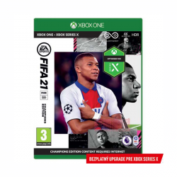 FIFA 21 Champions Edition – Xbox one