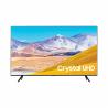 """Televízor Samsung UE75TU8072UXXH je priradený k typu Smart LED. Zaradený je do energetickej triedy A +. Uhlopriečka televízora je 75"""" s 4K rozlíšením. Súčasťou sú bezdrôtové pripojenia: WiFi, Bluetooth, párovanie s mobilným zariadením, Apple AirPlay 2 , DLNA, HDMI, USB. Typ tuneru: DVB-T2 HEVC, DVB-C, DVB-S2. Multimediálne funkcie: herný režim, prehrávanie z USB, hotelový režim, HbbTV, inteligentný ovládač, ovládanie hlasom, webový prehliadač."""