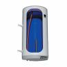 Elektrický ohrievač vody Dražice OKCE 200so zvislou inštaláciou na stenu. Ponúka objem 199l s ohrevom keramickým výhrevným telesom. Príkon ohrievača je 2,2kW s energetickou účinnosťou energetickej triedy C. Klasický valcový dizajn a silná polyuretánová izolácia Covestro pre minimálne tepelné straty. Široký rozsah teploty na termostate – teplotu vody možno nastaviť v rozsahu 5 - 74 °C. Štandardná vodorovná rozteč kotevných skrutiek pre jednoduchú výmenu starších typov (450 mm).