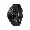 Pánske smart hodinky Samsung Galaxy Watch 42 mm Black v čiernom prevedení majú bežnú výdrž batérie 45 h. Sú kompatibilné s operačným systémom Android a iOs. Čas sa zobrazuje digitálne. Určite uvítate, že hodinky sú vodotesné do hĺbky 50 m. Na hodinkách môžete využívať rôzne športové funkcie, ako je napr.: meranie tepu, monitoring spánku, výpočet kalórií, meranie rýchlosti, meranie tempa, záznam trasy, meranie vyjdených poschodí. Inteligentné hodinky dokážu zaznamenávať rôzne aktivity: beh, triatlon, cyklistika, plávanie, fitness, lyžovanie, golf, veslovanie, jachting, chôdza, jóga, lezenie, potápanie, turistika.
