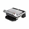 Elektrický gril Tefal Optigrill+ GC712D34 disponuje až 6 grilovacími programami (hamburger, hydina, panini, klobásy, červené mäso a ryby). Prostredníctvom svetelnej kontrolky je monitorovaný priebeh a stupeň grilovania.  Jednoduchá údržba (grilovacie dosky sú ľahko umývateľné). Na spodnej časti grilu sa nachádza miska na odkvapkávanie prebytočného oleja.