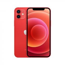 Mobilný telefón iPhone 12 256GB červený