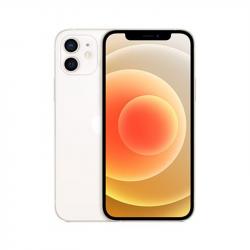 Mobilný telefón Apple iPhone 12 128GB biely