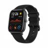 Tieto smart hodinky Xiaomi Amazfit GTS Blacksú komapatibilné s operačným systémom: Android 5.0 , Android 6.0 , Android 7.0 , Android 8.0 , Android 9.0 , iOS 10 , iOS 11. Ponúkame ich v čiernom prevedení. Remienok je silikónový. Funkcie: notifikácie z mobilu, vibrácie, stav batérie, hľadanie mobilu, meranie tepu, monitoring spánku, krokomer, výpočet kalórií, intervalový tréning, meranie vzdialenosti, meranie tempa, stopky, budík. Zoznam aktivít: beh, triatlon, cyklistika, plávanie, fitness, lyžovanie, chôdza, outdoor. Výhodou je, že hodinky sú vodotesné do hĺbky 50 m. Výdrž batérie: 336 h.