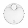 Robotický vysávač Xiaomi Mi Robot Vacuum Mop Pro v bielej farbe. Multifunkcia - vysávanie spojené s funkciou mopovania. Laserová navigácia LDS mapuje okolitý priestor a ukladá zóny domácnosti pre efektívne upratovanie. Inteligentné senzory rozpoznávajúce prekážky, ktoré zabraňujú nárazom/pádu zo schodov. Sací výkon 2100 Pa s minimálnou hlučnosťou (60 dB).