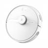 Robotický vysávač Xiaomi Roborock S6 Pure v bielej farbe. Multifunkčný vysávač s funkciou utierania (integrovaný mop). Aktívne senzory pre rozoznávanie prekážok (časti nábytku, schody,..) Laserová navigácia LIDAR umožňuje dokonalú orientáciu v priestore a mapovanie. Sací tlak 2000 Pa so zanedbateľnou hlučnosťou (50-65 dB). Veľká zberná nádoba na prach (460 ml) a vodu (180 ml).