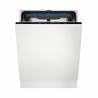 Vstavaná umývačka riadu Electrolux EEM48320L je zaradená do energetickej triedy A +++, vďaka ktorej je spotreba energie nízka. Do umývačky riadu sa zmestí až 14 súprav riadu. Prevádzka je tichá s maximálnou hlučnosťou 44 dB. Určite uvítate aj funkciu Odloženého štartu. K dispozícii je aj 8 praktických programov. Integrovaný displej.
