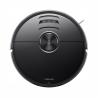 Robotický vysávač Xiaomi Roborock S6 Max Vv čiernej farbe. Multifunkčný vysávač s funkciou utierania (integrovaný mop). Aktívne senzory pre rozoznávanie prekážok a integrovaná kamera. Laserová navigácia LIDAR umožňuje dokonalú orientáciu v priestore a mapovanie. Sací tlak až 2500 Pa so zanedbateľnou hlučnosťou (64 dB). Batéria s kapacitou 5200 mAh a výdrž až 180 min. Veľké zberné nádoby na prach (300 ml) a vodu (300 ml).