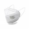 Respirátor FFP2 NR s účinnosťou filtrácie PFE ≥ 95%. Spĺňa normy EN 149: 2001 + A1: 2009 a má certifikáciu CE.Vyrobené certifikovanou spoločnosťou Mediroc.Vyrobené z 5 vrstiev - špeciálne profilovaná polypropylénová textília s jednou bavlnenou vrstvou vnútri. Ochranný respirátor chráni nielen Vás, ale aj Vaše okolie.
